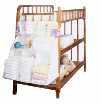 Baby Bed Crib Cot Nursery Storage Organizer Bag