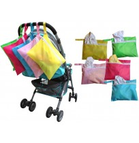 Stroller Baby Clothes Nappy Diaper Storage Bag 5pc