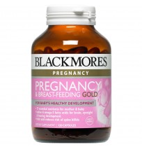 Blackmores Pregnance&Breast-Feeding Gold 120 Capsules