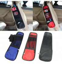 Car Seat Side Organizer Hanging Bag Storage Pocket