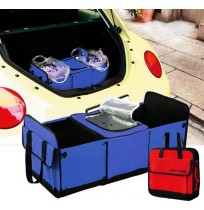Collapsible Car Boot Organiser Trunk Storage Bag