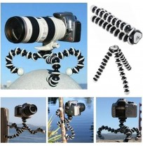 Large Octopus Flexible Camera Tripod Stand Holder