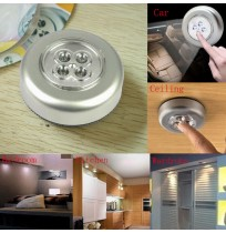 4 LED Touch Night Light Emergency Light