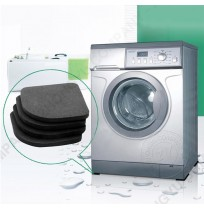 4pcs Washing Machine Shock Anti Vibration Pads Mat