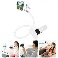 Unviersal Phone Clip Long Flexible Holder Stand Bracket