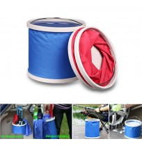 Camping Folding fishing Hiking Bucket Car Washing