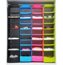 Washable 9 Shelf Hanging Closet Stroage Organizer