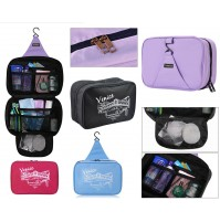 Travel Cosmetic Toiletry Makeup Hanging Organizer #2