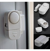 Door and Window Entry Alarm Burglar Theft Security