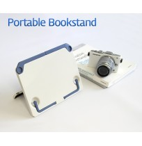 Portable Folding Book Stand Desk Documents Holder