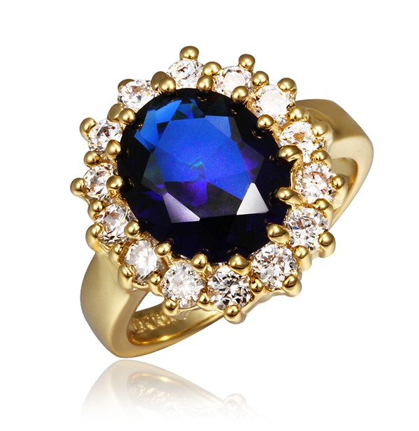 Kate Middleton Princess Diana Royal Montana Ring