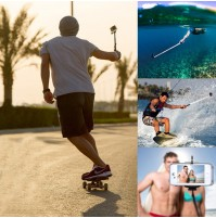 Camera Extendable Arm Monopod + Phone Holder