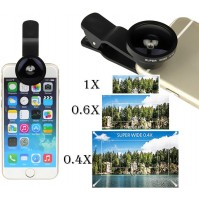 Universal 0.4X Super Wide Angle Lens For All Phone