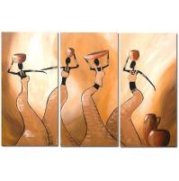 100% Handmade Oil Paintings Canvas-Framed #001
