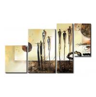 100% Handmade Oil Paintings Canvas-Framed #020