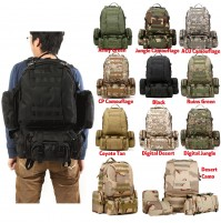 Outdoor Travel Hiking Camping Backpack Rucksack
