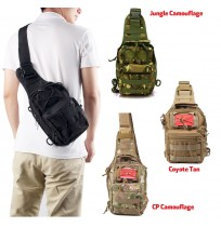 Outdoor Travel Hiking Camping Shoulder Sling Bag