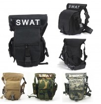 SWAT Multi Purpose Outdoor Tactical Leg Waist Bag
