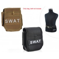 SWAT Waist Pack Tactical Utility Tool Drop Pouch