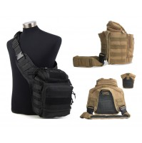 Tactical Camping Hiking Molle Shoulder Sling Bag