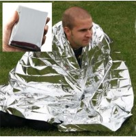 Emergency Rescue Blanket Survival Foil First Aid