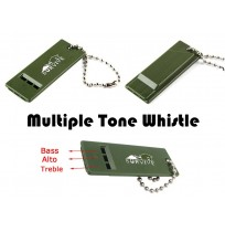 Lifesaving Whistle Multiple Tone Whistle Survival