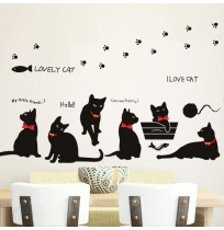 Lovely Black Cats
