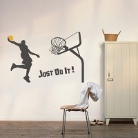 A Slam Dunk Basketball Sports